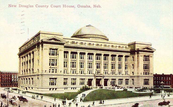 New Douglas County Court House - Omaha,Nebraska
