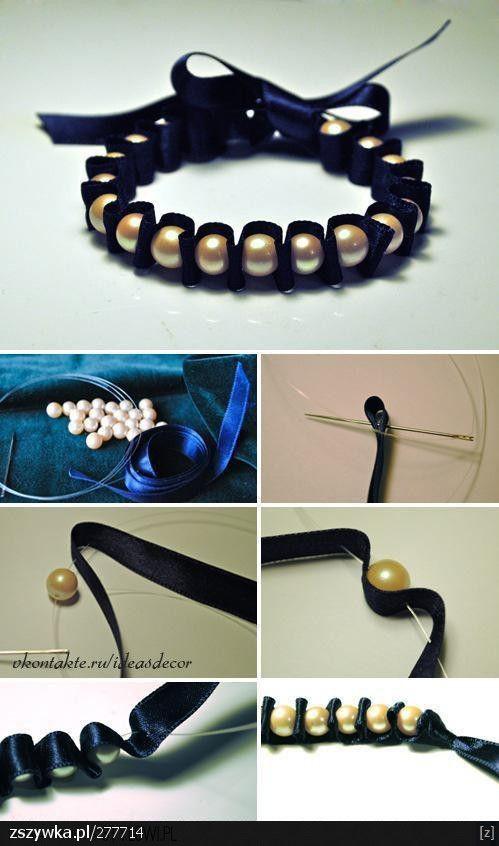 Zobacz zdjęcie DIY , zrób to sam , krok po kroku , biżuteria w ...
