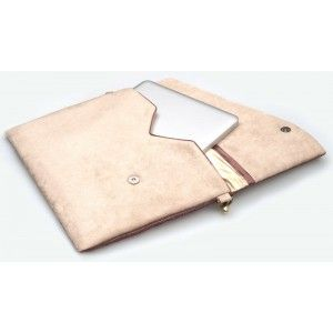 "Lola Victoria Design - torba na laptop i macbook 13"" Shiny Rose"