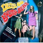 Let' Go YOUNG BEAT! レッツ•ゴー•ヤングビート/津々美 洋とオールスターワゴン LP Monster Grarage Surf! Raregroove 鍵盤の音が最高 Mosrite 和モノ