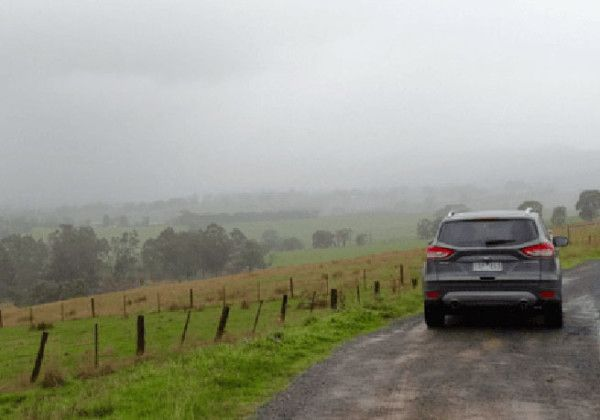Getaway to Healesville in the Yarra Valley with Kelly from My Little Adventures #FordThinking #shareaustralia