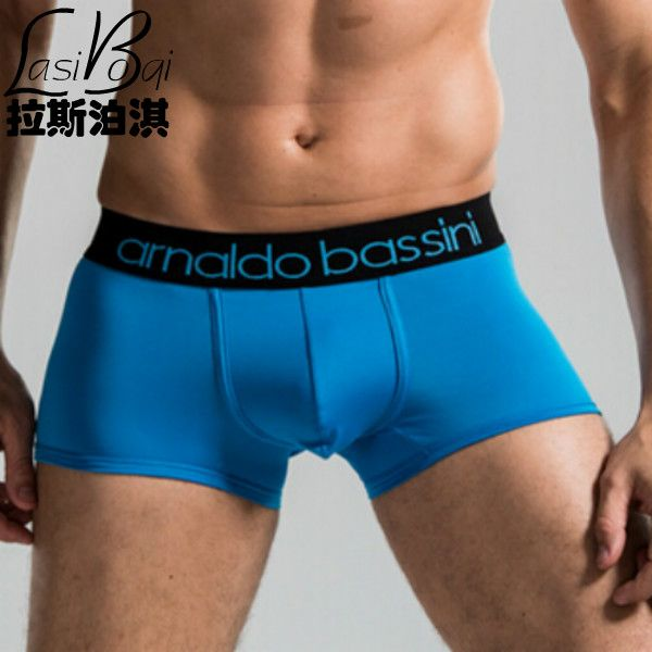 Hot Sell Cheap New Mr Fashion Brand Explosion Korean Men's Boxers Shorts Boy Male Underpant Solid Color Sexy Mans Underwears Fat *** Prover'te izobrazheniye, posetiv ssylku.