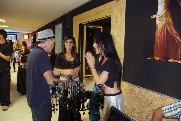 Miniera delle Arti: Open Day con Tina e Garrison