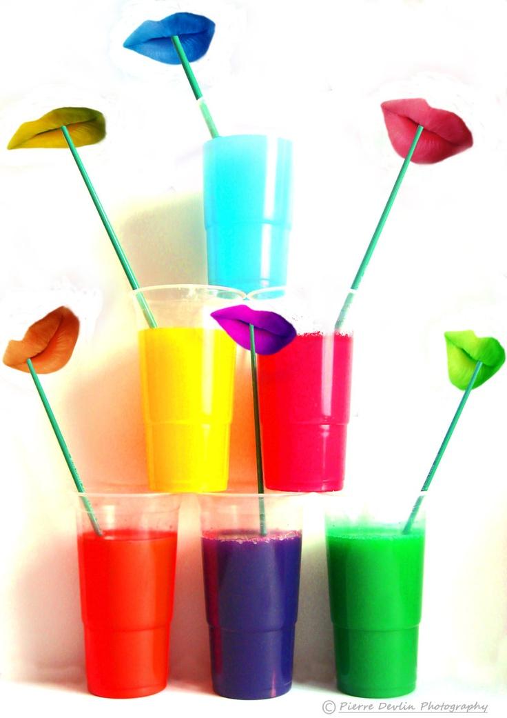 :): Color, Rainbows, Lips, Image, Blue Colors, Rainbow Colors, Lip Service