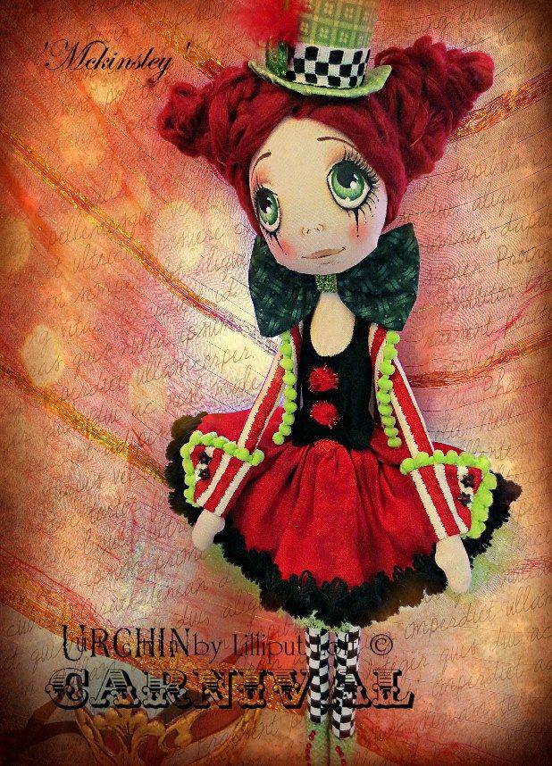 Lilliput Loft Doll