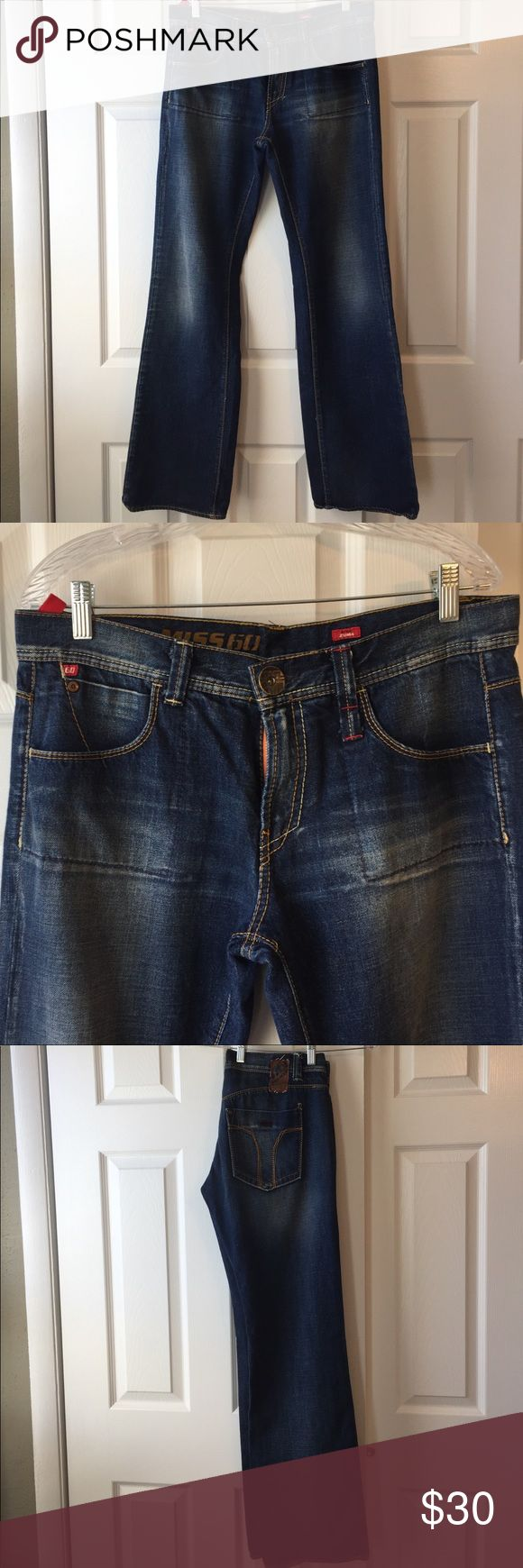 Miss Sixty Zuma Style Jeans, Size 32 In great condition. Zuma style. 100% cotton. Straight leg. True to size Miss Sixty Jeans