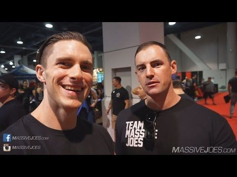 TMJ In The USA! Season 4 Day 14: Olympia Expo | MassiveJoes.com Mr Olympia Tour 2016 - http://supplementvideoreviews.com/tmj-in-the-usa-season-4-day-14-olympia-expo-massivejoes-com-mr-olympia-tour-2016/
