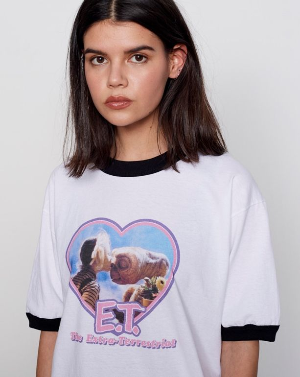 Aymmy In the Batty Girls E.T T-shirt - View all - New In - Womens