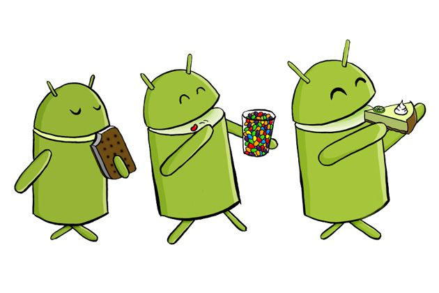 android eats
