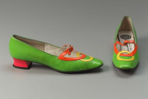 ShoesParaphernalia, 1960sThe Museum of Fine Arts, Boston