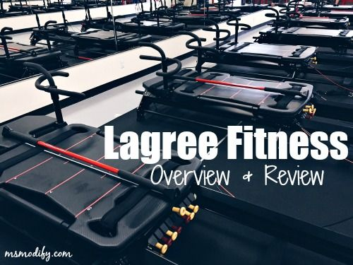Lagree Fitness: Overview & Review