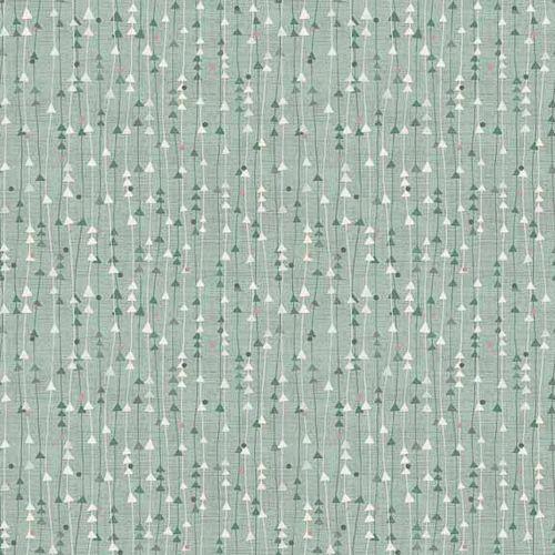 TP-1692-B Serenity Stripe Blue from Makower