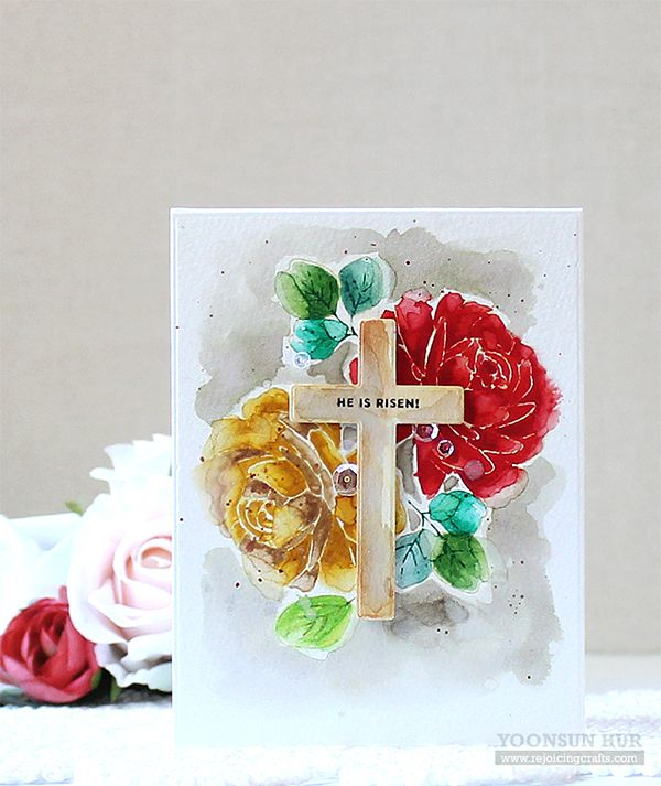 334 best images about easter cards – Easter Stamps Card Making