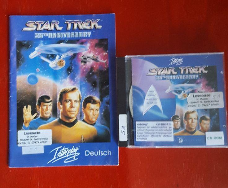 Star Trek 25th anniversary cd-rom