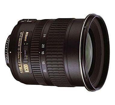 Nikon AF-S 12-24mm f/4G IF-ED DX Lens