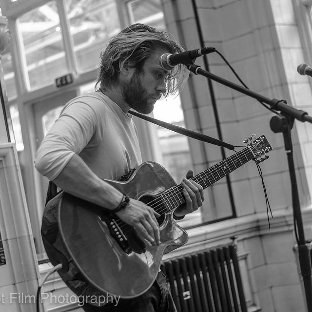 live acts @ The Sheffield Tap from #tramlines2015