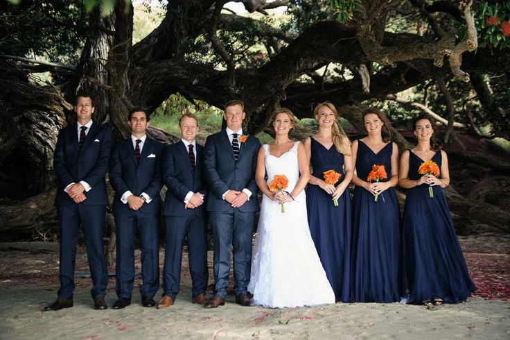 ViCTOR Bridesmaid - Style STEPHANIE full circle skirt with rolled shoulder in navy chiffon