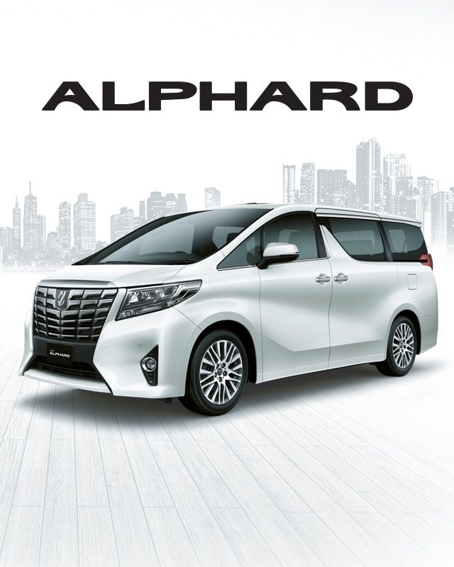 Harga Mobil Baru Toyota Alphard Semarang Nasmoco Kaligawe | Tira 081326229000