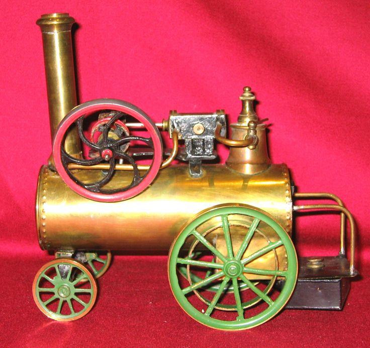 petite locomobile provenance inconnue avec pi ces de. Black Bedroom Furniture Sets. Home Design Ideas