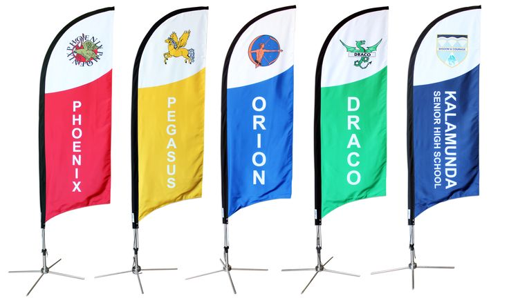 Complete your set of sporting team flags with Star Outdoor. Generate school pride, team spirit and enthusiasm in your school. Call Star Outdoor on 1300 721 8777 or visit their website at www.staroutdoor.com.au