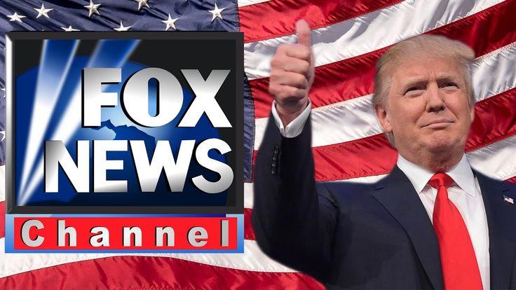 FOX News Live HD 24/7 / Breaking News / Donald Trump INFO / Today FOX li...