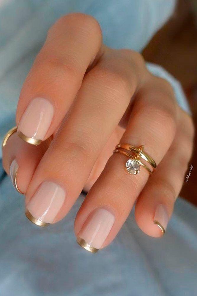 39 Exquisite Ideas Of Wedding Nails For Elegant Brides   – Nail design
