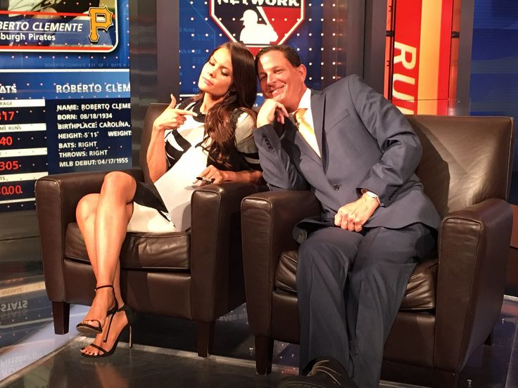 Pin by Victoria SanMarco on Female Sportscasters