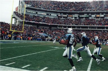 The Music City Miracle in 2000