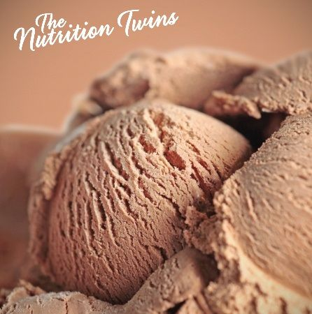 Dark Chocolate Banana Ice Cream | Only 117 Calories | So Easy & Healthy | For MORE RECIPES please SIGN UP for our FREE NEWSLETTER www.NutritionTwins.com