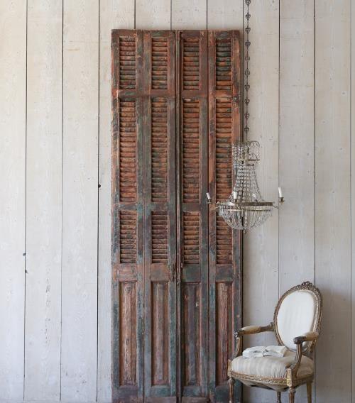 Multi Layered Vintage Shutters - 25 Best Antique Shutters & Doors Images On Pinterest Shutter Doors