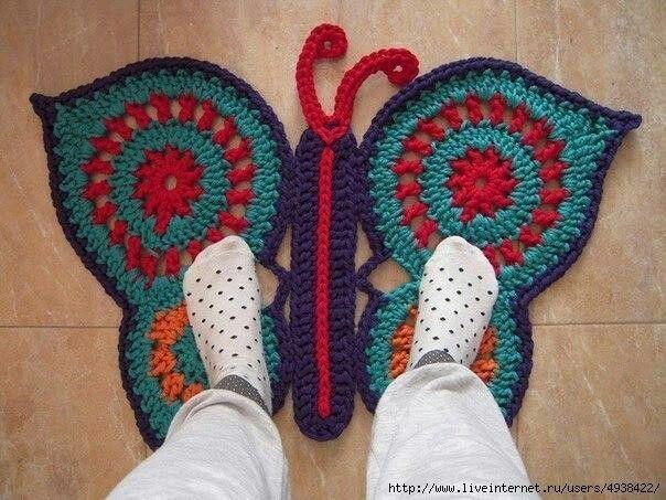 96 besten Carpets Crochet for kids rooms Bilder auf Pinterest ...