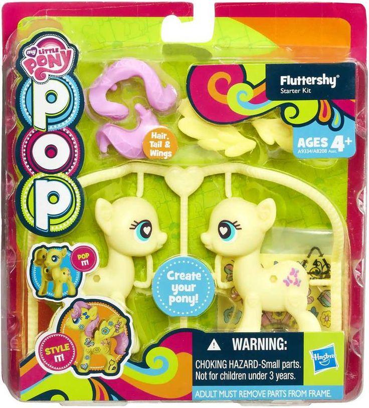 My Little Pony Pop Starter Kit Fluttershy