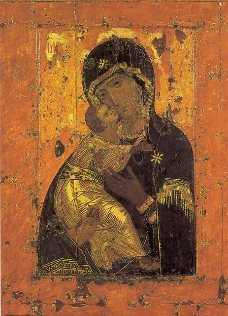 Vladimirskaya icon of Mary