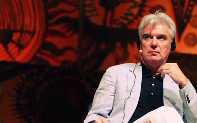David Byrne, autor de Diários de Bicicleta e How Music Works (em breve)