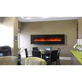 Found it at Wayfair - Wall Mount Electric Fireplace