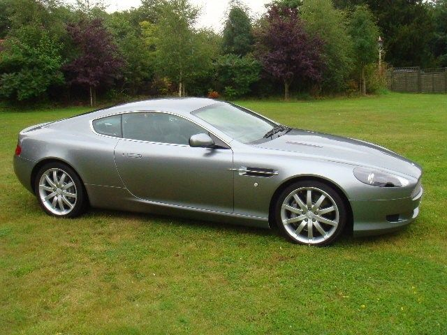 2005 ASTON MARTIN DB9 for sale | Classic Cars For Sale, UK