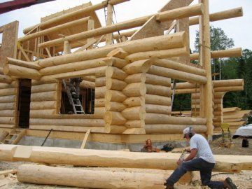 Build Your Own Log Cabin Http Modtopiastudio Com Idea
