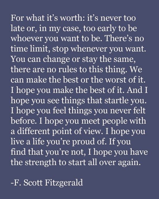 Never too late...I love this. - Click image to find more Weddings Pinterest pins