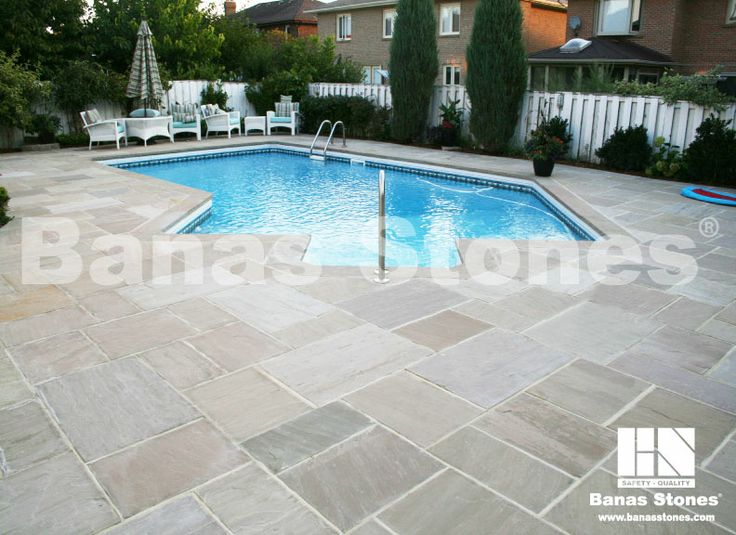 Banas Lavender Pool Coping Available at our store at 3500 Mavis Rd, Mississauga, ON L5C 1T8