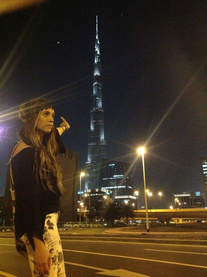Grande el Burj Khalifa :D