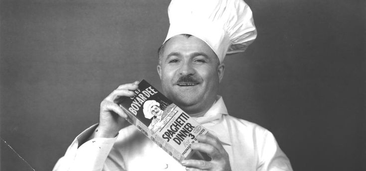 Chef Boyardee: From the restaurant to your table