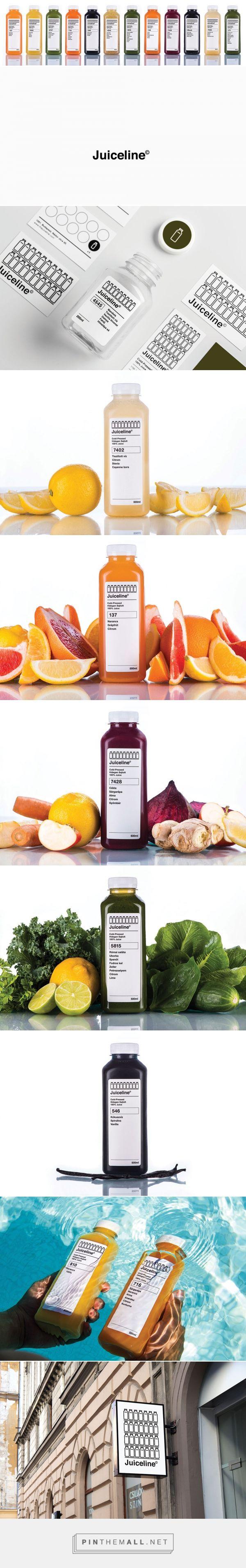 Juiceline / Juiceline is a cold pressed juice brand and bar / design by kissmiklos .