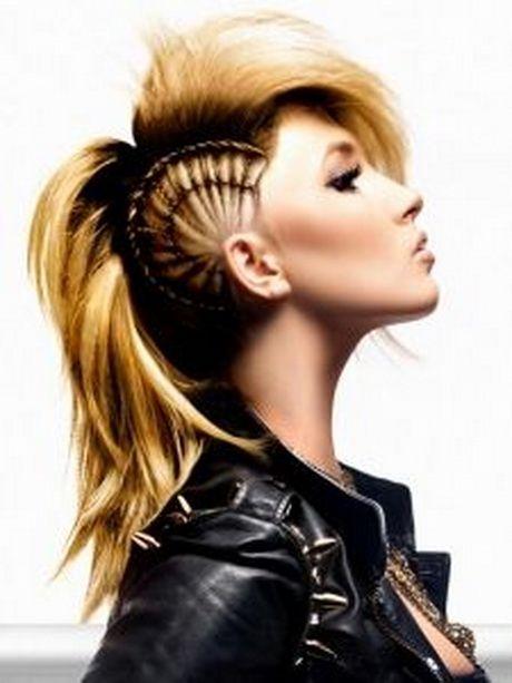 Encantador peinados rockeros Colección de estilo de color de pelo - peinados rockeros - Buscar con Google   PEINAOOS ...