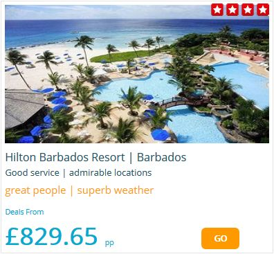 Book Hilton Barbados Resort Holidays for Low Cost Holiday Deals Starting today from 829.62 pp --- at http://www.bookit-now.co.uk/Holiday-Deals/Barbados/Barbados/Hilton-Barbados-Resort?type=holiday&country_id=15&region_id=20&area_id=51&resort_id=436&hotel_id=25519&duration=7