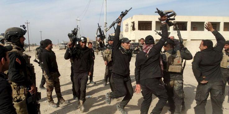 Ο Ιρακινός Στρατός εκδίωξε ολοκληρωτικά τους ισλαμιστές από την επαρχία της Νινευή