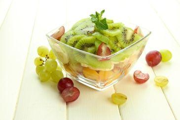 Herfstcoupe http://www.gezondheidsnet.nl/wat-eten-we-vandaag/recepten/12041/herfstcoupe #toetje #recept #dessert #herfst