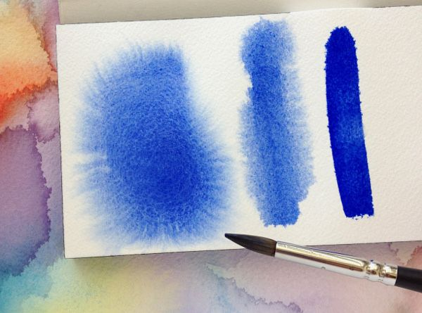 5 Tips and Tricks for Wet-In-Wet Watercolor Painting @ The Craftsy Fine Art Blog
