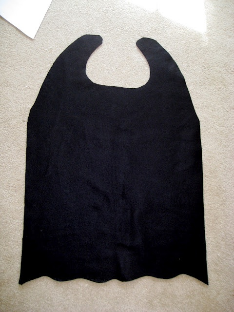 PERFECT! Super hero capes no-sew.... tried today and was easy to make and follow -- J10/13