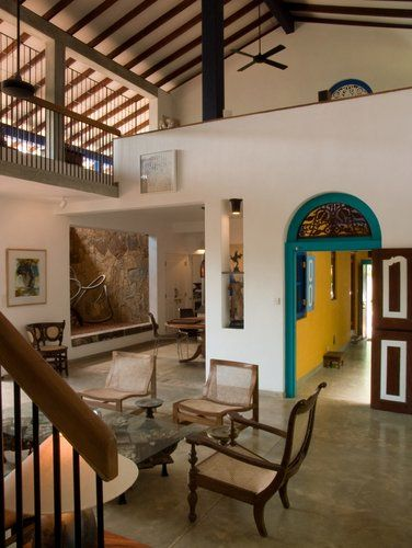 Sri Lanka House Created By C Anjalendran Space Between
