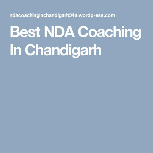 Best NDA Coaching In Chandigarh